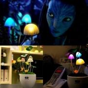 LED Pilz-Lampen Nachtlicht-Dekoration Geschenk