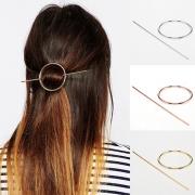 Einfache Geometrische Form Haarstock Haarnadel