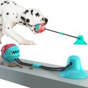 Ausverkauf Multifunktionales Spielzeug für Haustiere mit Saugnapf