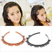 Modernes Mehrlagiges Haar- Stirnband für Frauen in