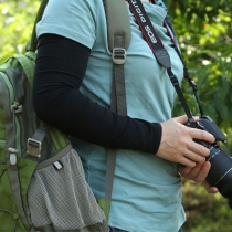 1 Pair Sun UV Protection Arm Sleeve Cover Sports Golf