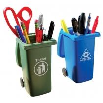 Der Mini-Mülleimer auf der Starsseseite und sein Recycle kann gestellt werden