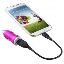 Universal Mini USB KFZ-Ladegerät