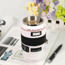 Mode Kameraobjektiv Kaffee-Tee-Becher