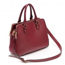 Noble elegante Handtasche Schultertasche von reiner Süßigkeit-Farbe