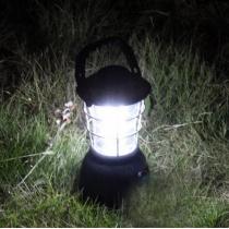 Neue super heller 3 Modus Kurbel 36 LED Solar-Camp kampierende Laterne Lampe Licht