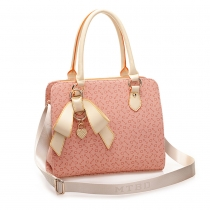 Elegante Umhängetasche Handtasche für altere Damen mit Druck von Anker für Boote