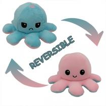 Niedliches Umkehrbares Oktopus-Puppenspielzeug