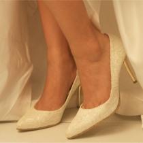 Elegante charme hochhackige Party-Schuhe mit gespleißten Spitzen