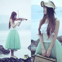 Fashion Multilayer Gauze Tutu  Skirt