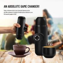 Tragbare Espressomaschine Mini-Kaffeemaschine