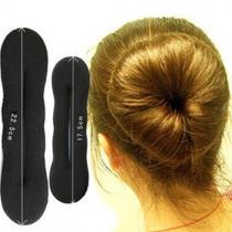 Hot Sale Magic Hair Styling Sponge Hair Disk