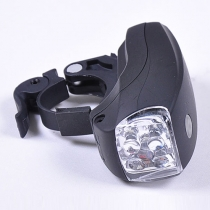 5 LEDs Waterproof Bicycle Front Headlight