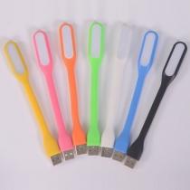 Kreativ Biegsame USB-Mini-Nachtlicht LED Tischleuchte