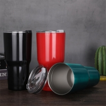Hot Sale Solid Color Stainless Steel Vacuum Cup