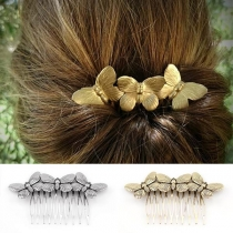 Sweet Style Butterfly Shaped Hair Accessories