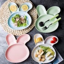 Geschirr für Kinder, aus Nachahmung Keramik