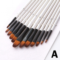Professional Paint Brush Set 12 pcs/Set