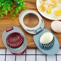 Kreativer Eierschneider 2 Teile/Set