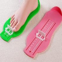 Ausverkauf Fuß-Messgerät für Babys und Kleinkinder 2 Stück Set