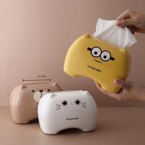 Niedliche Multifunktionale Tissue-Box mit Cartoon-Motiv