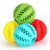 Wassermelonenförmige Hundezahnbürste Kauspielzeug