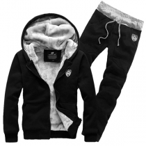 Lässiges Lockeres Sweatshirt mit Langen Ärmeln V-Ausschnitt und Volltonfarbe