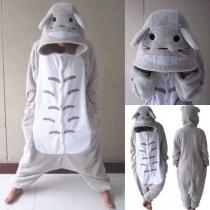 Mein Nachbar Totoro Kigurumi- Cosplay Kostüm Schlafanzug Pyjamas für Damen und Herren