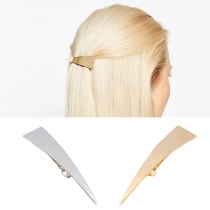 Simple Style Triangle-shaped Hairpin
