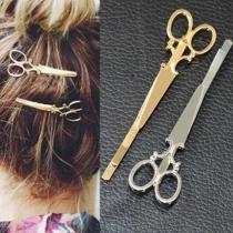 Stylische praktische Haarnadel Haarzusätze aus Legierung