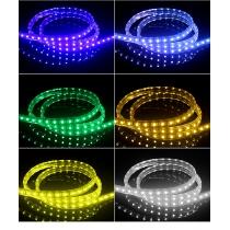 LED Waterproof colorful 16 color remote control color soft strip LED light strip