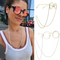 Fashion Anti-slip Beaded Glasses Chain