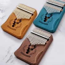 17 Keys Kalimba Finger Piano Musical Instrument