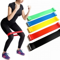 Latex Stretching Band Resistance Band for Yoga Fitness