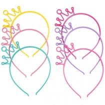 Schönes Haarband-Set mit Krone 3 Stück / Set