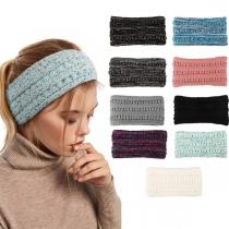 Modernes Kopfband in Gemischten Farben