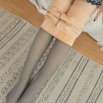 Moderne Leggings mit Hoher Taille und Plüschfutter