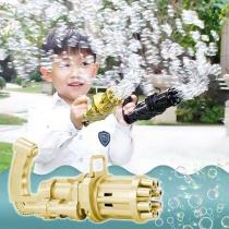 Kinderspielzeug Elektrisches Seifenblasengewehr