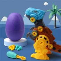 DIY Demontage Montage Dinosaurier-Eier Spielzeug-Set für Kinder