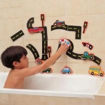 City Puzzle EVA Badespielzeug für Kleinkinder