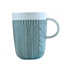 Unique wool Double Wall Coffee Cup